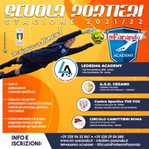 Iscrizioni Anno Sportivo 2021/2022